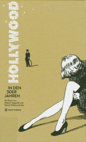 Cover Hollywood in den 30er Jahren