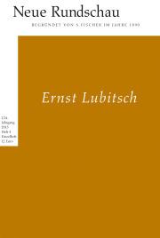 2014.Lubitsch