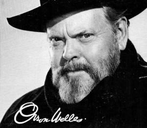2015.Orson Welles