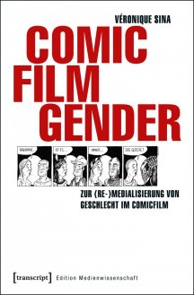 2016.Comic Film Gender