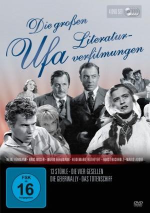 2016.DVD.Ufa Literaturverfilmungen