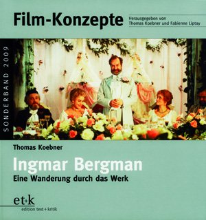Cover Filmkonzepte Ingmar Bergman