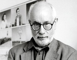 Portrait Hans Helmut Prinzler
